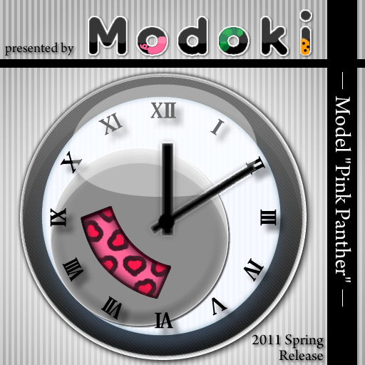 Androidアプリ『ModokiClock』